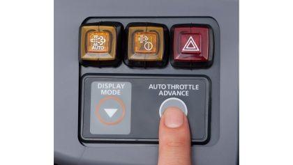 Auto Throttle Advance