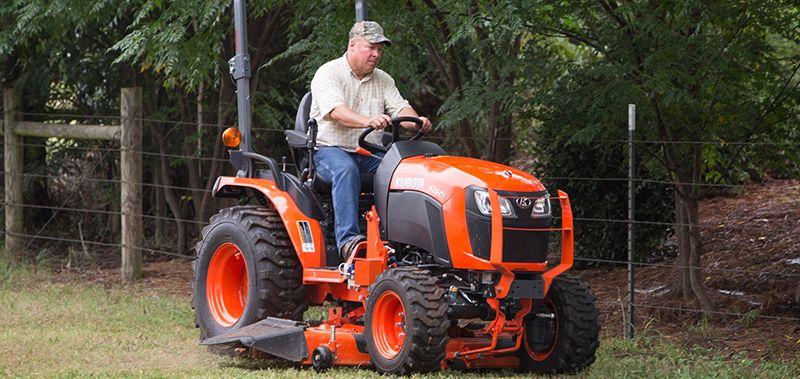 B2601HSD Kubota tractor