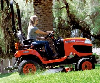 Best selection of mid mount mowers