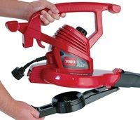 No Tool Conversion - The Quick-Release Latch lets you convert your blower into a vacuum in seconds without tools