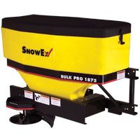 SP-1875 Tailgate Spreader features a 12 volt motor and powder coated steel frame