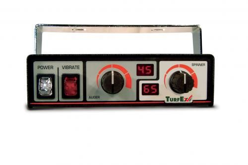 Dual variable speed controller with digital readout