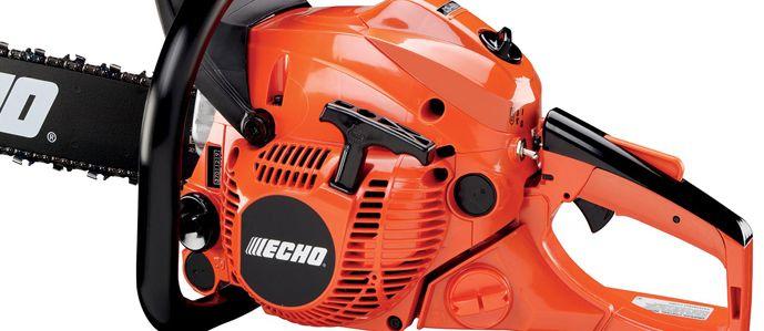 ECHO CS-490 engine
