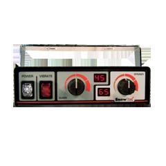 Dual variable speed digital controller