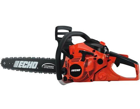 ECHO CS-500P chainsaw