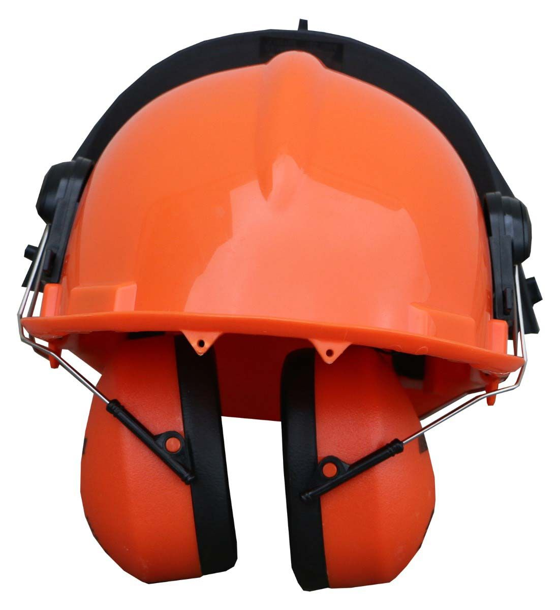 Rear View of ECHO Safety Helmet