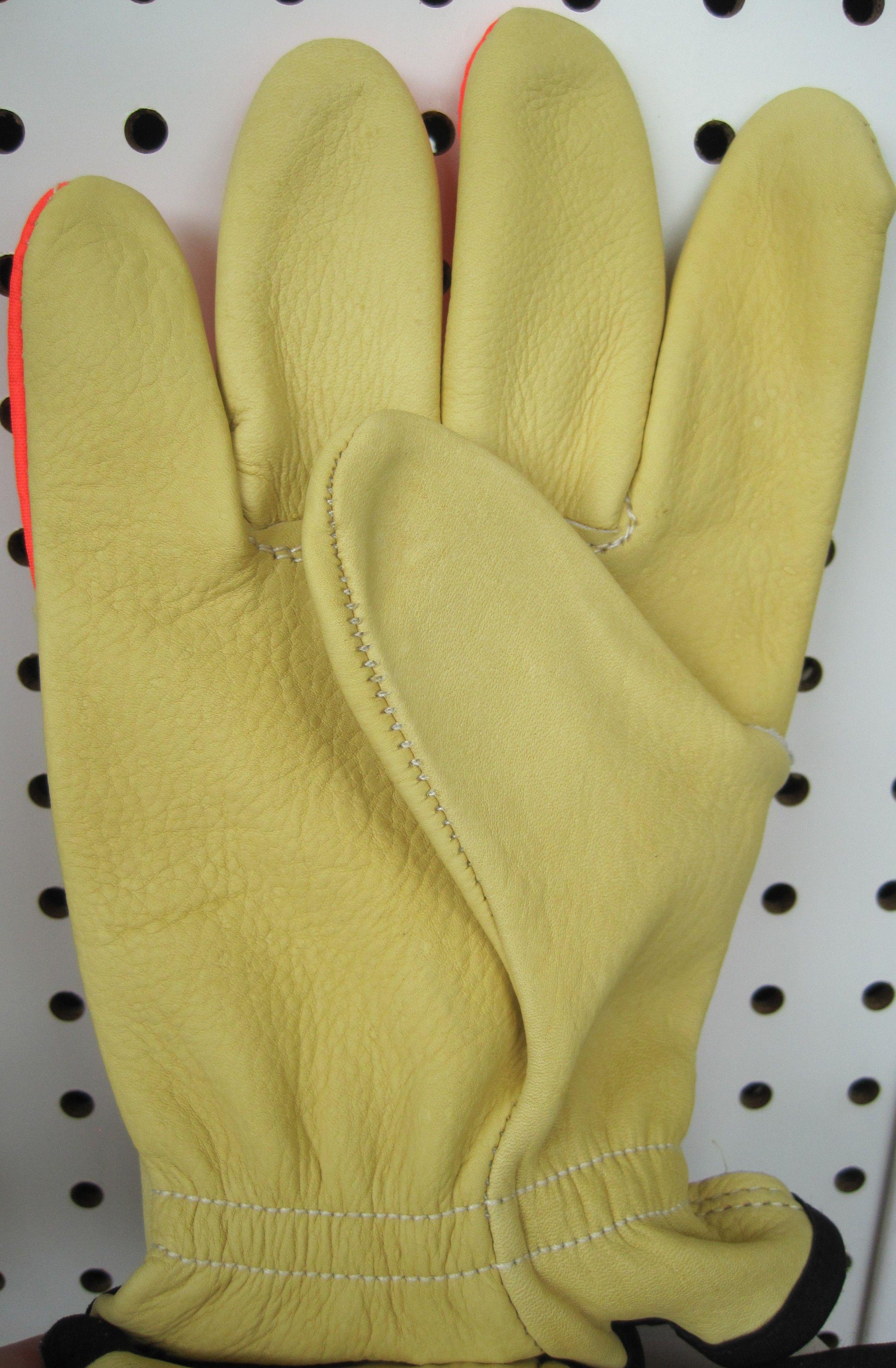 chain saw safety glove