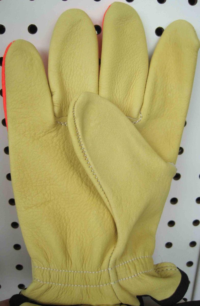 Chainsaw safety glove