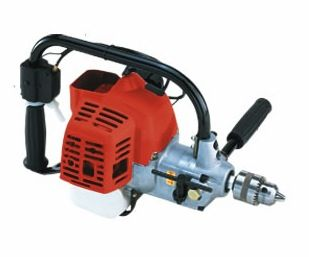 ECHO EDR-210 engine drill