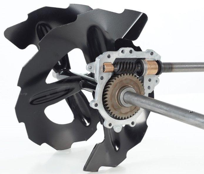 Commercial-Grade Auger Gearcase