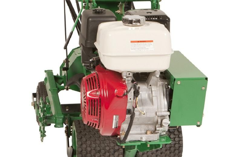 Heavy Duty-Sod Cutter Front Close-up