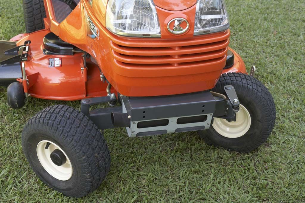 Kubota T1880 front tires