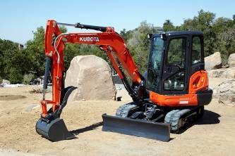Kubota KX040-4G Excavator Four-Ton
