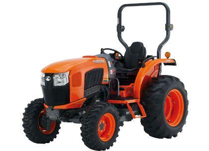 kubota l series tractor l4060gst 40 hp lawn equipment. Black Bedroom Furniture Sets. Home Design Ideas