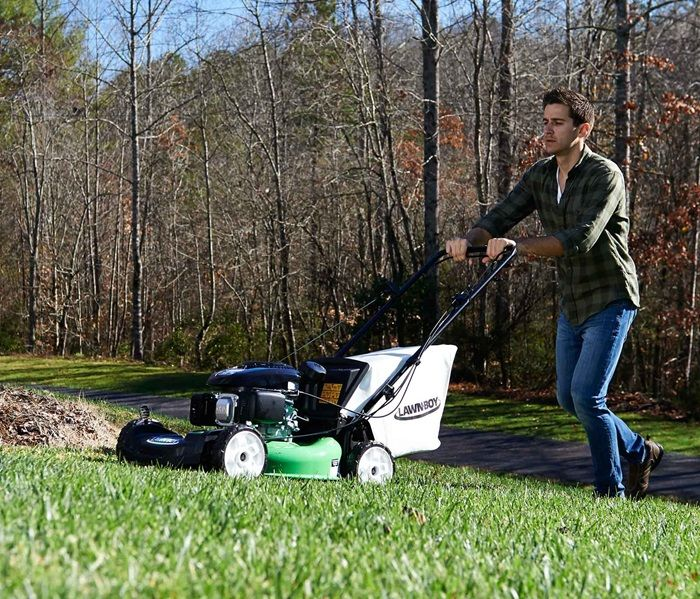 Kooy Brothers Landscape Equipment Lawn Boy 10739 21