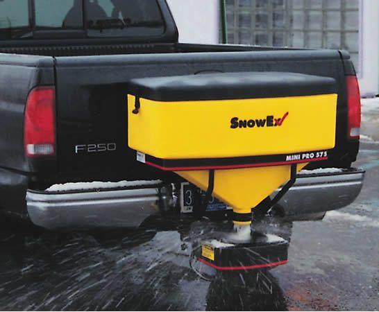 SnowEx Mini-Pro SP-575 Tailgate Spreader