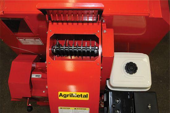 AgriMetal 4413 Optional Mulching Kit