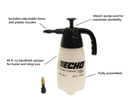 48 fl. oz handheld sprayer for home and shop use