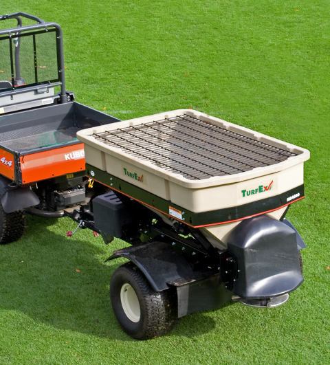 1.4 cu yard capacity MS4500 TurfEx Spreader