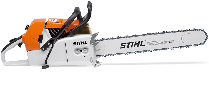 STIHL MS 880 chainsaw for professional use