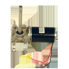Patented Spinner Motor Transmisson Unit