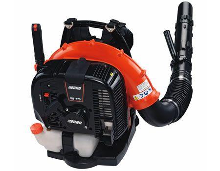 ECHO PB-770H Backpack blower