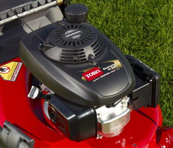 Premium Honda engine