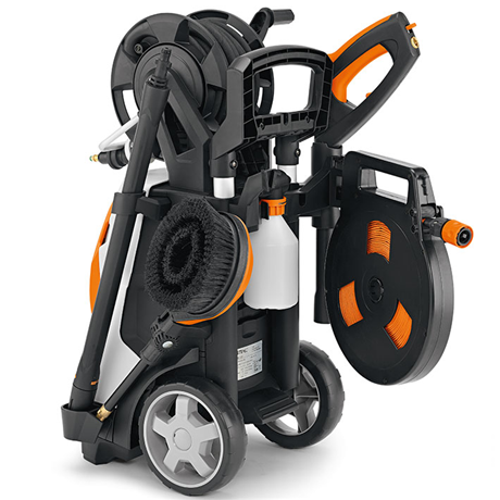 RE 129 Plus Pressure Washer from STIHL