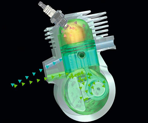 reduced emission engine technology