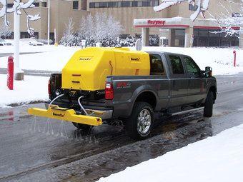 SnowEx AccuSpray VSS-3000 In-Bed de-Icing Sprayer