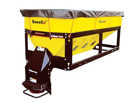 SnowEx SP-9300H Spreader