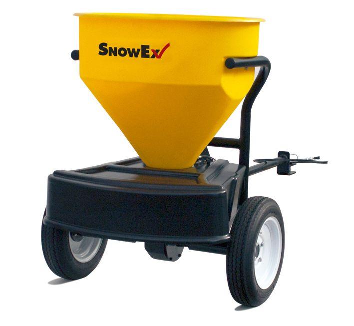 SP-1225G tow-behind SnowEx spreader