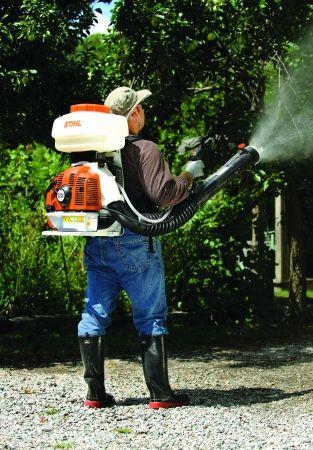 SR 450 STIHL sprayer