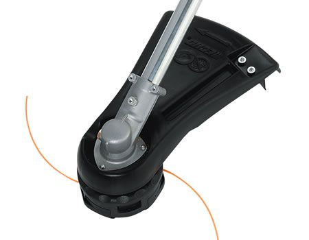 U-turn trimmer head