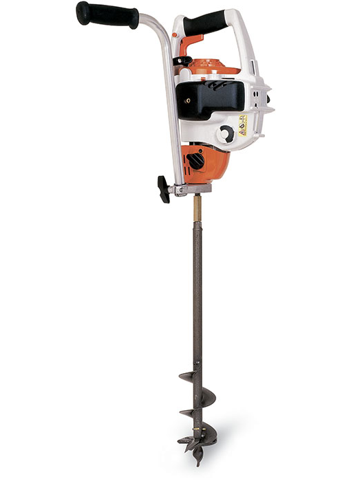 STIHL BT 45 hand drill or planting auger