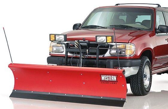 The Western Suburbanite snowplow