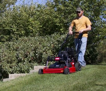 TURFMASTER in action