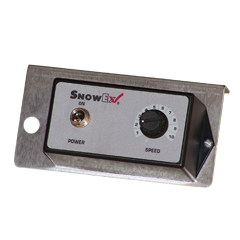 Weather resistant variable speed controller