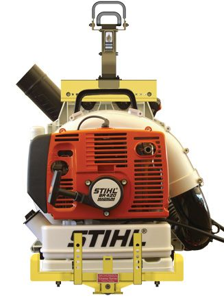 shown with STIHL Backpack Blower