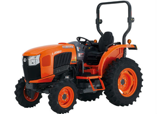 Kubota L Series Tractor L3560DTRC 35 HP