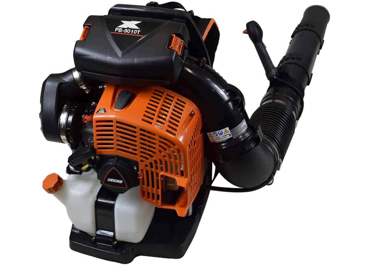 ECHO PB-9010T Backpack Blower with Tube-Mounted Throttle