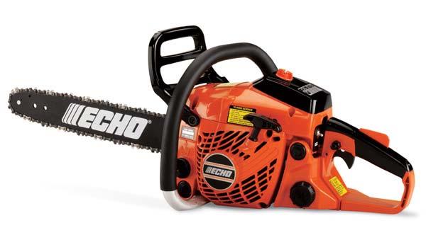 """ECHO CS-370 Rear Handle 36.3cc Chainsaw with 16"""" bar"""