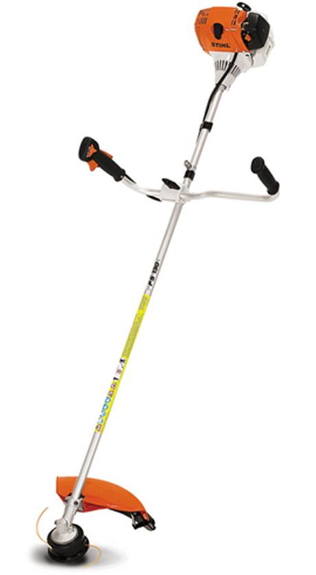 STIHL FS 130 Heavy-Duty Brushcutter with Bike Handle 36.3cc