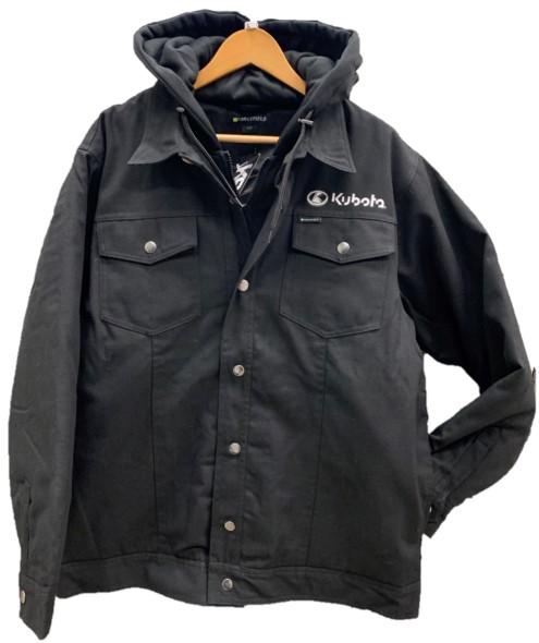 Kubota Jacket Canvas Black
