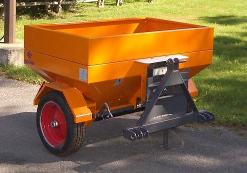 ITM 45 Tow-behind Epoke Spreader