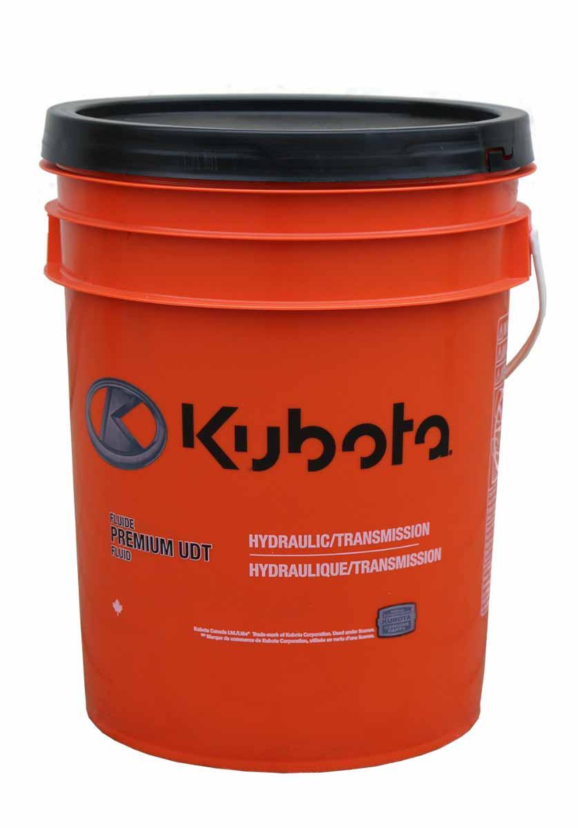 Kubota Premium UDT Hydraulic Transmission Fluid (19L)