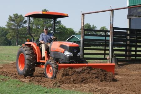 Kubota L2184 L Series Tractors Blade
