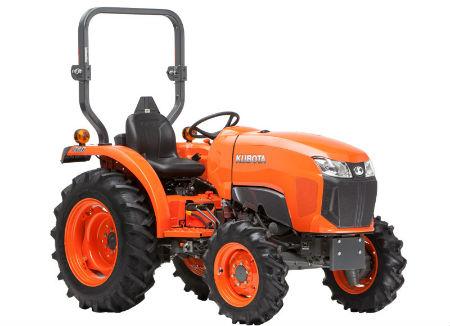 Kubota L Series Tractor L4760GSTRC 47 HP