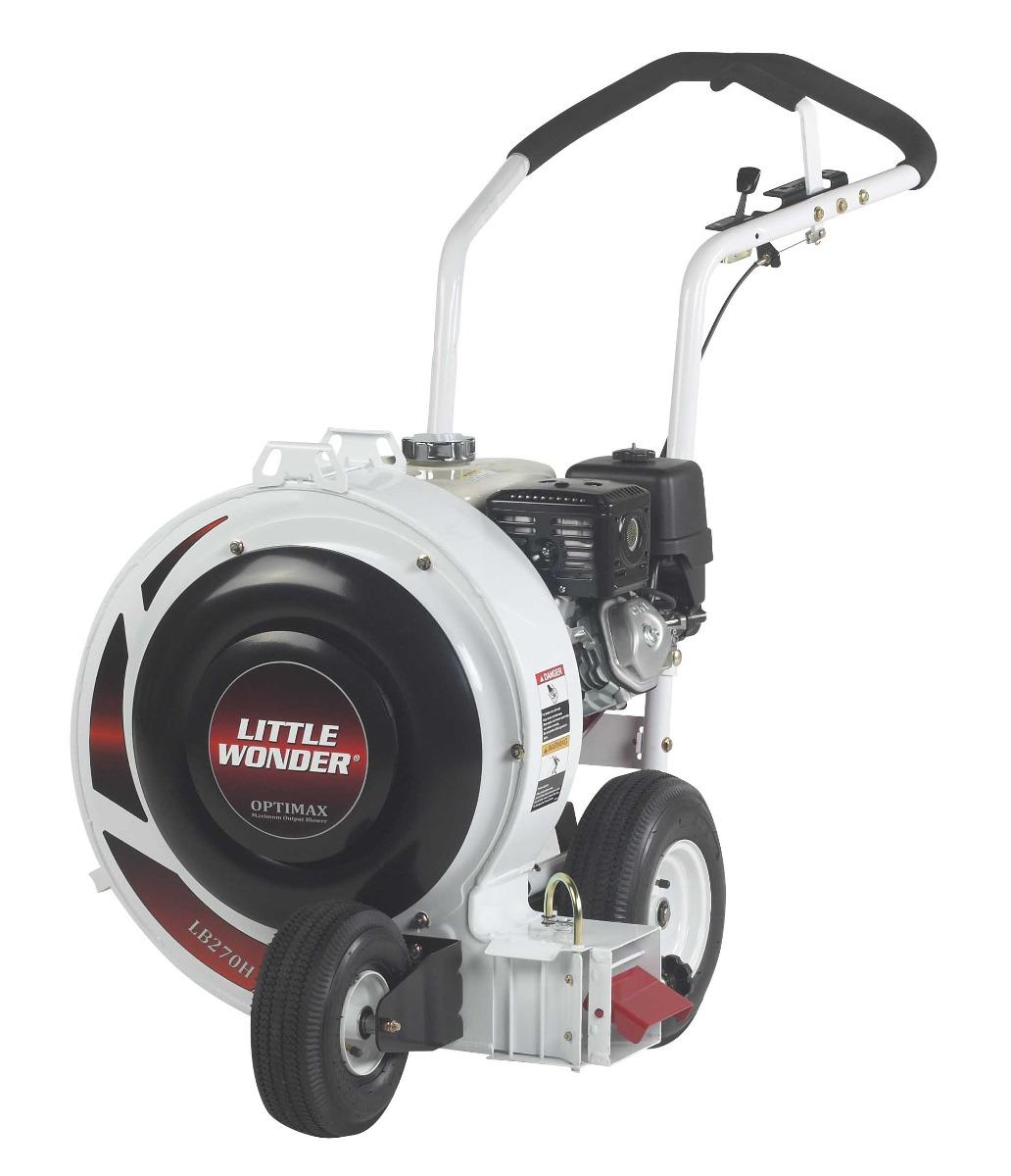 Little Wonder LB270H Push Blower Walkbehind Optimax