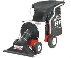 Little Wonder 205cc Briggs and Stratton High Performance Vacuum